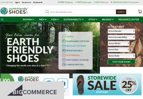 Earth Friendly Shoes